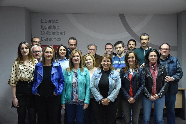 El PSOE de Talavera ya crea su lista para las elecciones municipales