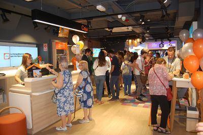 Orange elige Talavera para su primera 'Smart Store' en la provincia