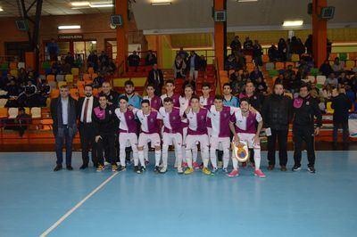 Partido de Fútbol Sala SUB 19- Masculino: Castilla-La Mancha contra Canarias