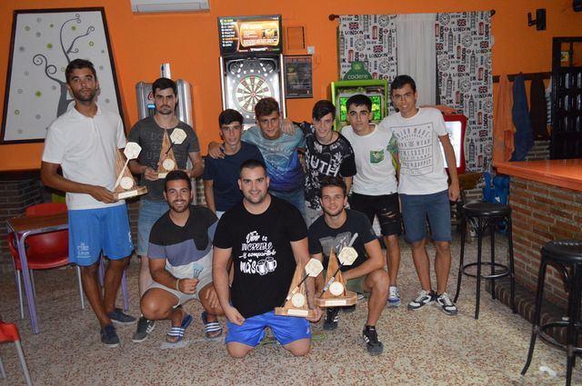 Éxito del primer Torneo de Dardos Kiosco 2.0 de Las Herencias