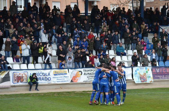 GALERÍA DE IMÁGENES | El CF Talavera vence por 2-1 al Real Madrid Castilla