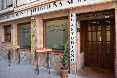 La Montearagueña 'El Asturiano', la cocina asturiana conquista Talavera