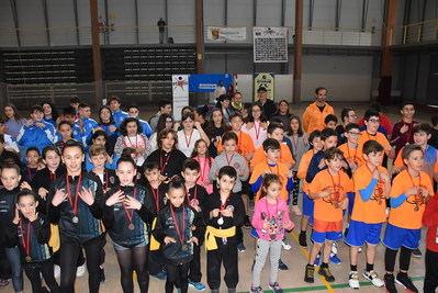 Tita García participa en el X Torneo de ATANDI junto a casi 200 participantes para fomentar el deporte inclusivo