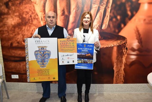 El Ayuntamiento de Talavera ofrece rutas turísticas gratuitas con guías oficiales desde este sábado para promocionar el patrimonio cultural y artístico