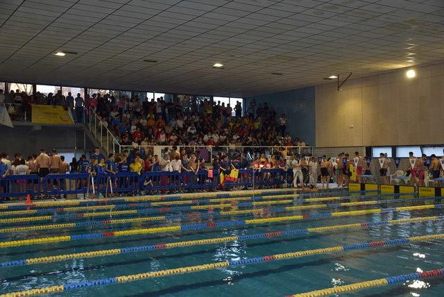Baño de récords en Talavera en el Campeonato Regional Absoluto de Natación