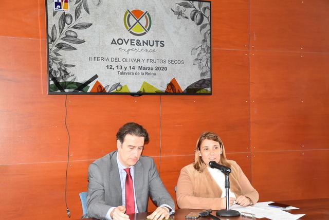 TALAVERA | 'AOVE & Nuts Experience', una feria con proyección nacional e internacional