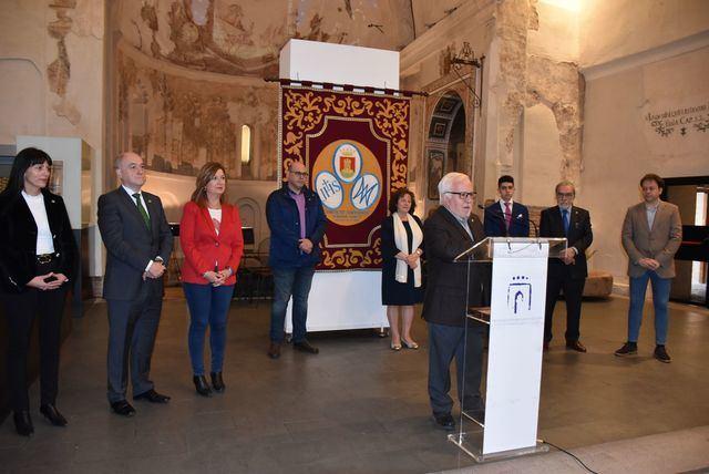 Inaugurada la XVI Exposición de Arte Cofrade