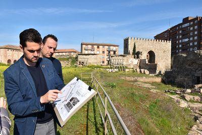 TALAVERA | Quieren hacer visitables los restos de la Alcazaba y conectarlo a Pescaderías