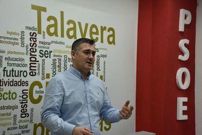 TALAVERA   El PSOE responde al PP: