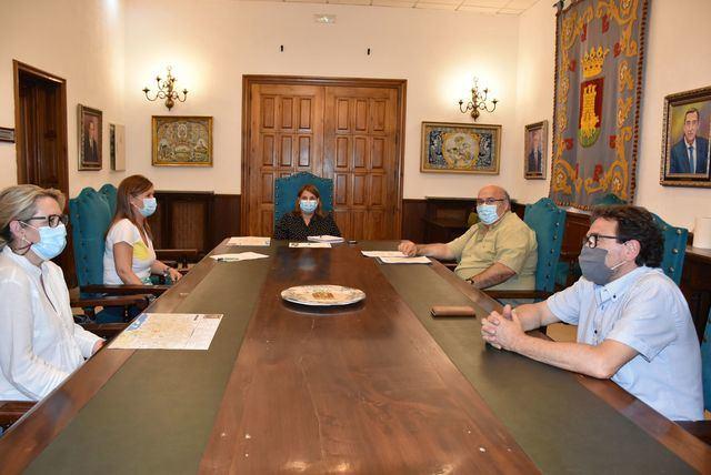 TALAVERA | Vis a vis entre la alcaldesa y Fracaman