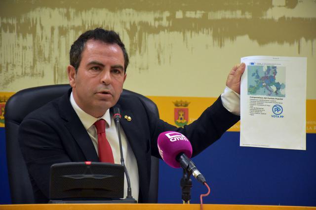 El PSOE pide al Ayuntamiento transparencia en contratos menores y negociados sin publicidad
