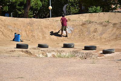 TALAVERA | Pronto se podrá disfrutar del nuevo circuito de BMX