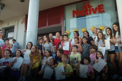 Academia Native, 25 años de éxito en Talavera (fotos)