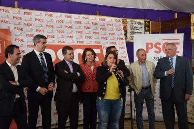 García Élez: 'La Junta se ocupa y preocupa por Talavera y su comarca'