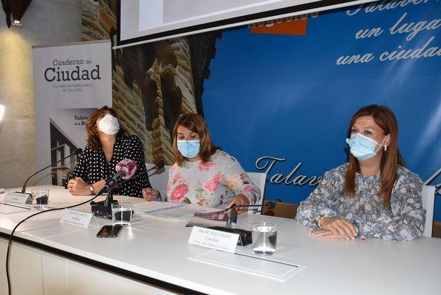 TALAVERA | La alcaldesa presenta el Cuaderno de Ciudad