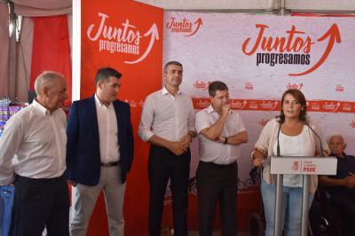 García Élez destaca el juego limpio de los socialistas
