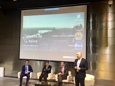 Ericsson en Talavera será el socio tecnológico de Telefonica para el proyecto de ciudades 5G