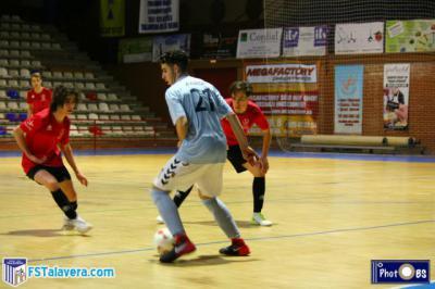El FS Talavera Pisciébora cierra la primera vuelta con su séptima victoria consecutiva