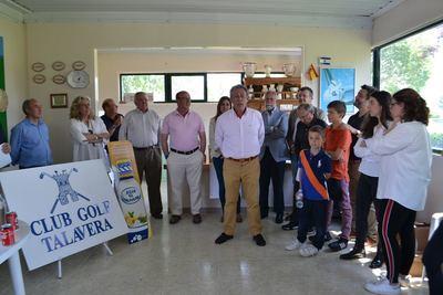 'Hoyo en uno' para el XII Torneo Golf Dégano y I Torneo Carvisa