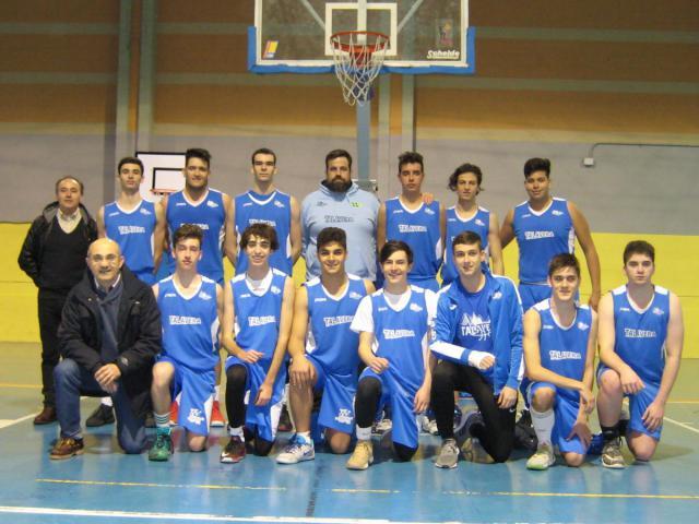 El Talavera Basket quiere ser el rey del baloncesto junior regional