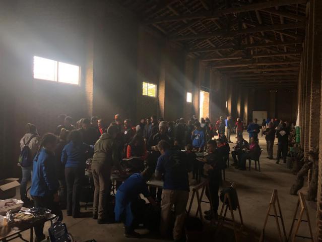 Éxito de convocatoria de la II Tirada de la Liga FCMTA 3D celebrada en Talavera