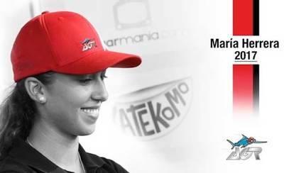La oropesana María Herrera estará en el Mundial de Moto3