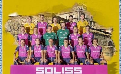 Soliss FS promociona Talavera en el cartel de la nueva temporada
