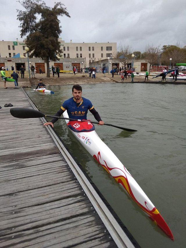 Paco Cubelos reina en Sevilla con un oro y una plata