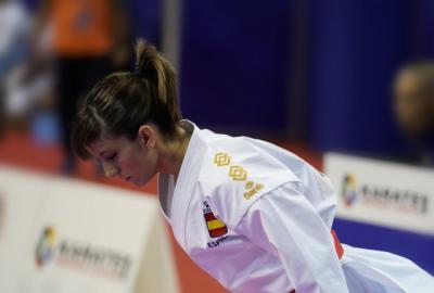Sandra Sánchez agranda su leyenda con un oro en Rotterdam