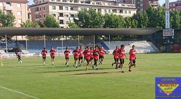 Vuelta al trabajo para el CF Talavera