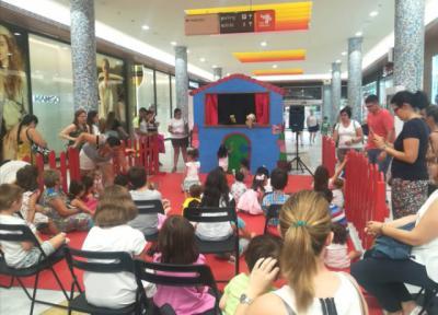 Nuevas funciones de teatro de títeres este fin de semana en Los Alfares