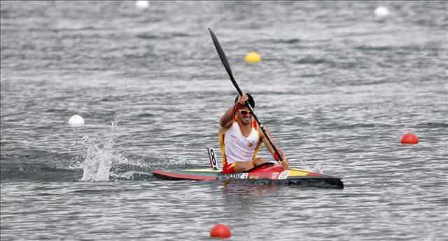 Cubelos logra un oro y una plata en la Copa de España de Sprint Olímpico