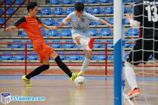 El FS Talavera Pisciébora juega este sábado por el ascenso a División de Honor