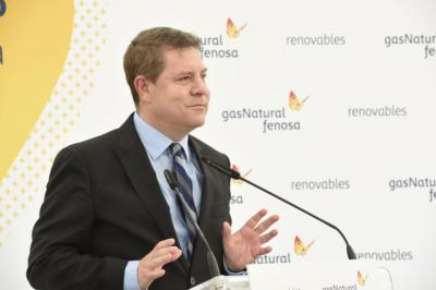 Page augura 13.000 empleos nuevos empleos en los próximos tres años en CLM relacionados con las energías renovables