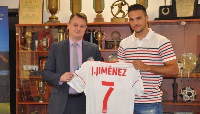 Jesús Jiménez abandona el CF Talavera rumbo a Polonia
