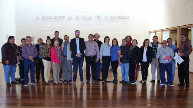 Interés por los programas educativos de Castilla-La Mancha