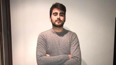 El talaverano Álvaro Arriero, elegido delegado de alumnos del campus de Toledo de la UCLM