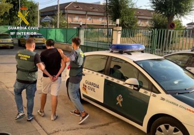 Detienen a un okupa por robar en una vivienda de un pueblo de Toledo