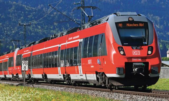 ¿Te animas? La RENFE alemana busca maquinistas españoles: 3.000 euros al mes y formación gratis