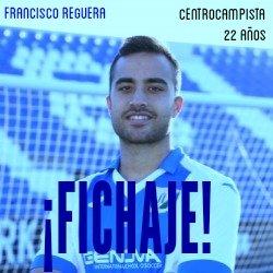 Francisco Reguera, último fichaje del CF Talavera