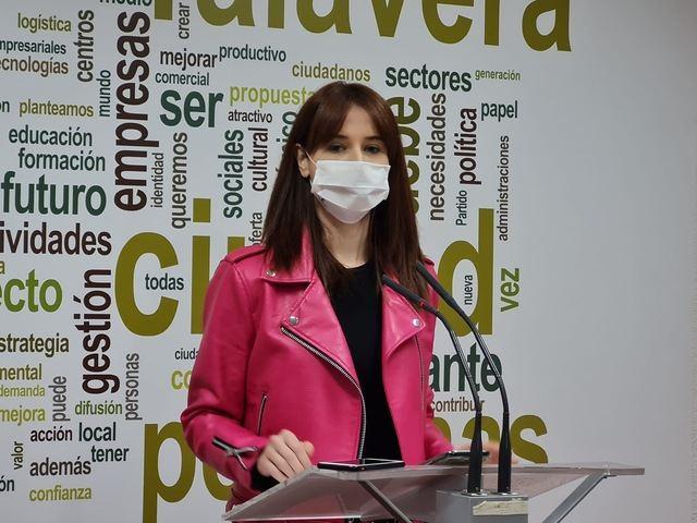 Diana López, portavoz de Educación | PSOE