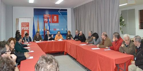Dimiten cuatro miembros de la Comisi�n Ejecutiva Local del PSOE de Talavera