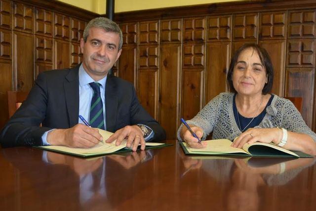 La Diputación de Toledo firma un convenio con ABUCAMAN