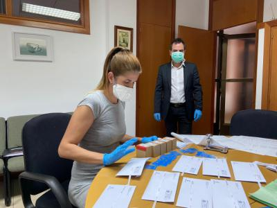 ACTUALIDAD | Comienza el reparto de equipos informáticos y tarjetas de conectividad en la provincia de Toledo