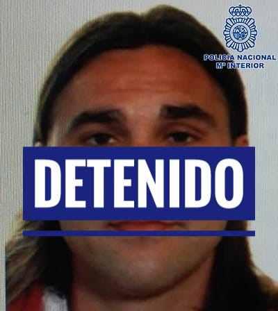 Detenido, junto a su pareja, el asesino y violador fugado de la cárcel de El Dueso