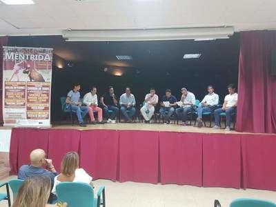 La ganadería Peñajara levanta gran expectación en la presentación de la Feria Taurina de Méntrida