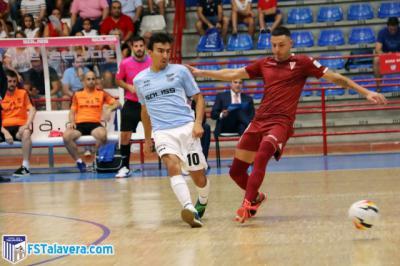 El Soliss FS Talavera afronta su primera salida de la temporada en Noia