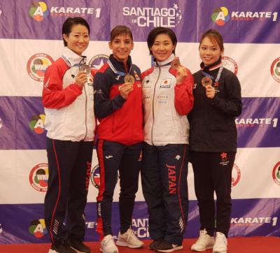 Sandra Sánchez sigue sumando 'a golpe de medallas' para estar en los JJOO de Tokio