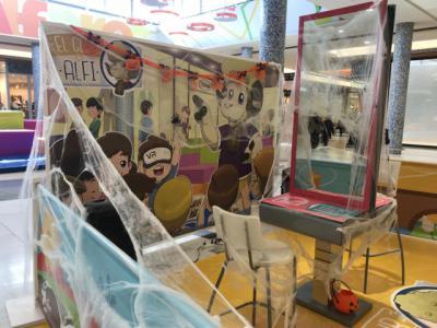 No te pierdas este sábado los 'terroríficos' talleres de maquillaje infantil en Los Alfares