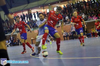 El Soliss FS Talavera recibe a ElPozo Ciudad de Murcia